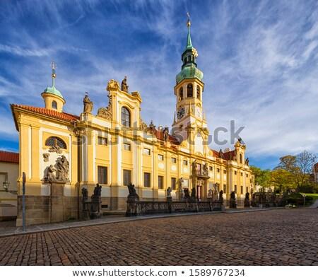 Praga relógio europa religião República Checa barroco Foto stock © Sarkao