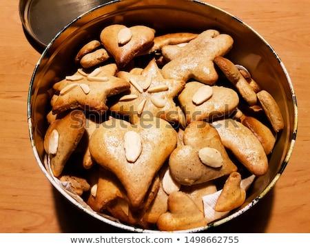 traditional lebkuchen gingerbread cookies Stock photo © Rob_Stark