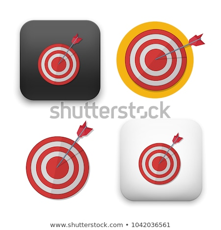 Darts target aim stock photo © irska
