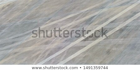 detail of runway with pattern of wheels  Stock photo © meinzahn