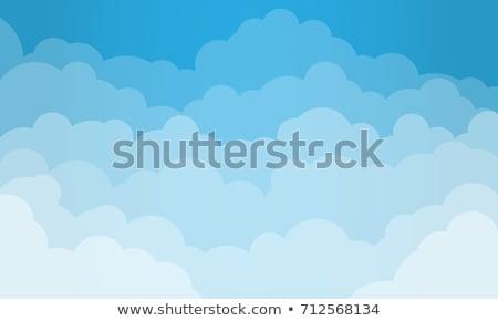 雲 することができます 中古 自然 光 背景 ストックフォト © Valeriy