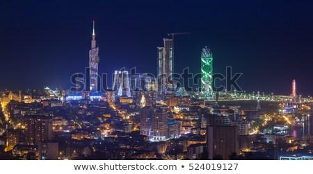 Batumi quayside Stock photo © joyr