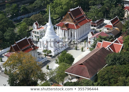 Wat pathum wanaram Stock photo © smithore