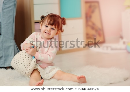 two years girl stock photo © sapegina