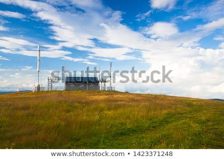 amazing morning in gerlitzen apls in austria stock photo © capturelight