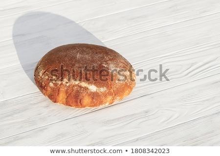 Mini asciugare salsicce toast tostato pane bianco Foto d'archivio © Digifoodstock