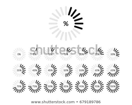 palavra · idéia · estratégia · ação · plano · conselho - foto stock © ivelin