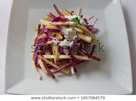 Ei plantaardige amandel Stockfoto © M-studio