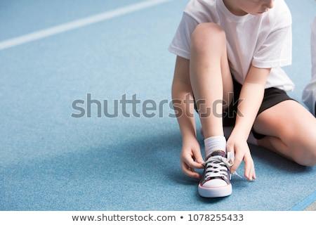 Stok fotoğraf: Erkek · spor · salon · el · spor · egzersiz