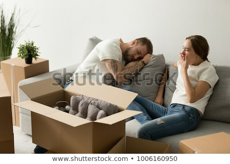 Fatigue in a move Stock photo © photography33