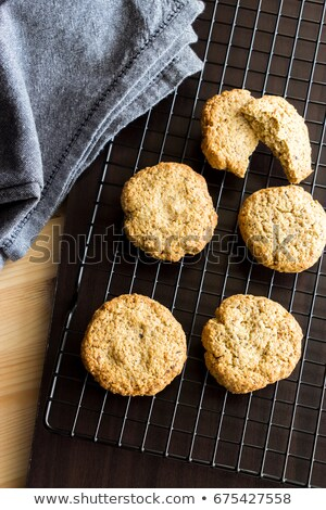 Digestive bisquit Stock photo © Stocksnapper