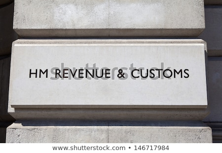 Revenue and Customs Stock photo © chrisdorney