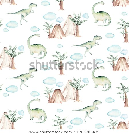 Baby Tyrannosaurus Rex Dinosaur Stock photo © fizzgig