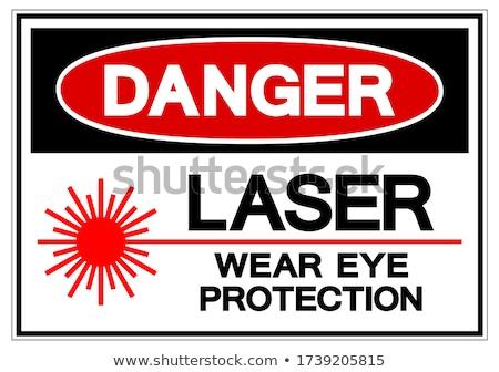 ボタン 放射線 にログイン デザイン 背景 黒 ストックフォト © gladiolus