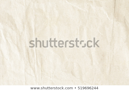Abstract brown background crumpled old paper Stock photo © sidmay