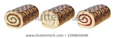 sweet roll cake stock photo © designsstock
