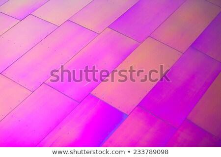 Hot pink diagonal rectangular shapes Stock photo © jarenwicklund