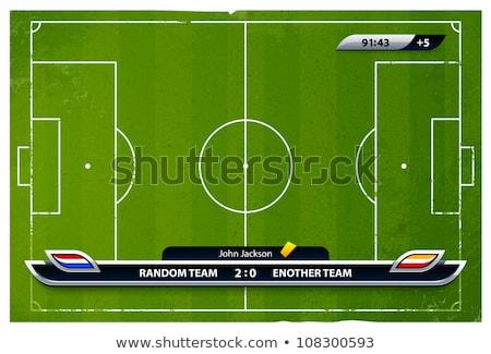 Alemanha · futebol · campeonato · bandeira · bandeira · futebol - foto stock © voysla