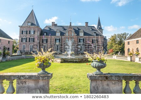 Castle Twickel  Netherlands Stock photo © compuinfoto