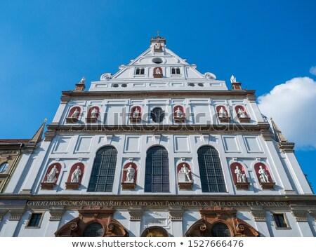 chiesa · architettura · torre · Romania - foto d'archivio © vladacanon