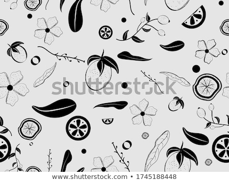 Stock photo: Abstract T Pattern