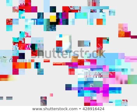 画像 データ エラー ベクトル モニター 画面 ストックフォト © SArts