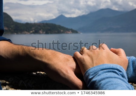Beautiful sensual couple stock photo © LightFieldStudios