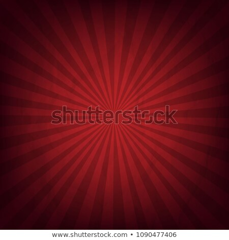 cardboard dark red wrinkles sunburst texture stock photo © adamson