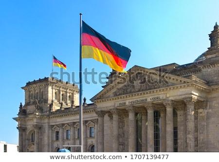 Berlín · día · guerra · soldado · tristeza · terror - foto stock © lunamarina