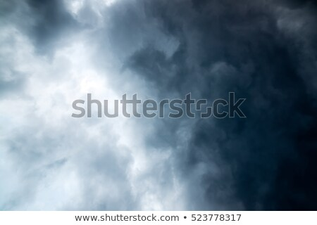 Furacão branco ilustração natureza fundo tempestade Foto stock © colematt