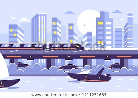 電気 · 機関車 · 美しい · 写真 · パワフル · 鉄道 - ストックフォト © jossdiim