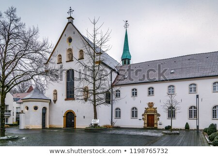 Franciscan monastery, Warendorf, Germany Stock photo © borisb17