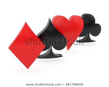 Foto stock: Preto · diamante · prestados · macio · sombras · alto