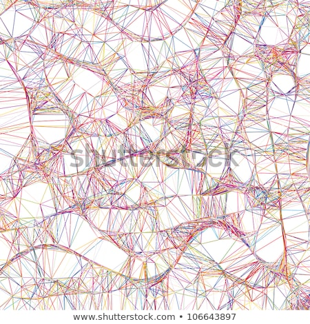 Abstract Colorful lines on neutral. EPS 8 Stock photo © beholdereye