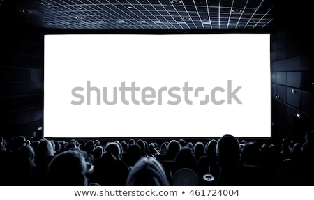 Cinema Screen Stock photo © vectomart