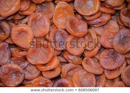 bogyó · piros · aszalt · bogyók · kínai · gyógynövény - stock fotó © lianem