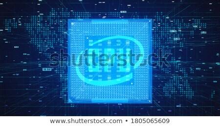Bewerker 3D geïsoleerd witte computer technologie Stockfoto © FlashDevelop