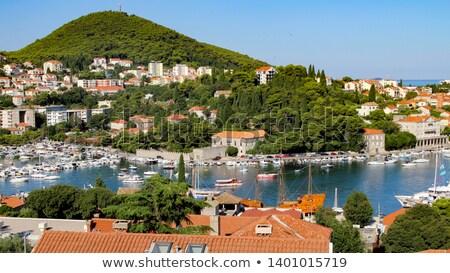 Neighborhood in Dubrovnik Stock photo © alexeys