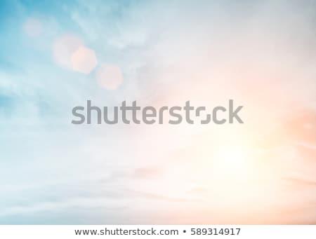 farbenreich · Frühling · Zeichen · weiß · Reflexion · Design - stock foto © alphababy