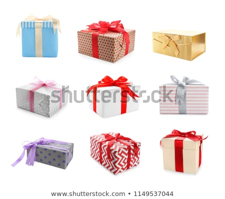 Isolated objects: craft ribbons Stock photo © Dizski