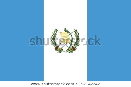 Flag of Guatemala stock photo © creisinger