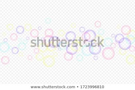 soapy background Stock photo © gewoldi