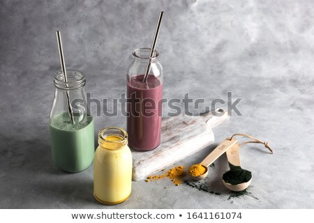Spirulina superfood Stock photo © ldambies