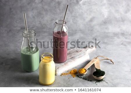 Spirulina superfood stock photo © ldambies