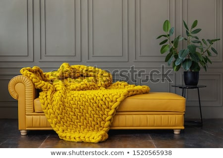 woven colorful blankets stock photo © rhamm