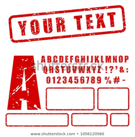 grunge · tekst · bezpłatna · wysyłka · ilustracja · symbol - zdjęcia stock © imaster