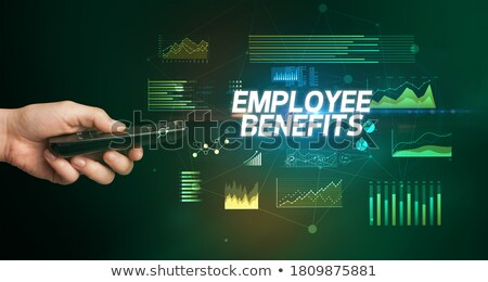 Benefits Mouse Concept Stock photo © ivelin