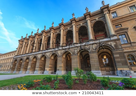 The Residenz of Munich Stock photo © faabi