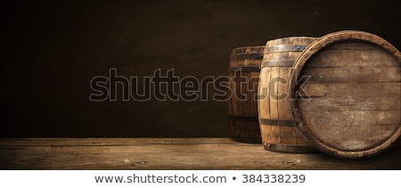 Foto stock: Vinho · cerveja · armazenamento · 3D · prestados