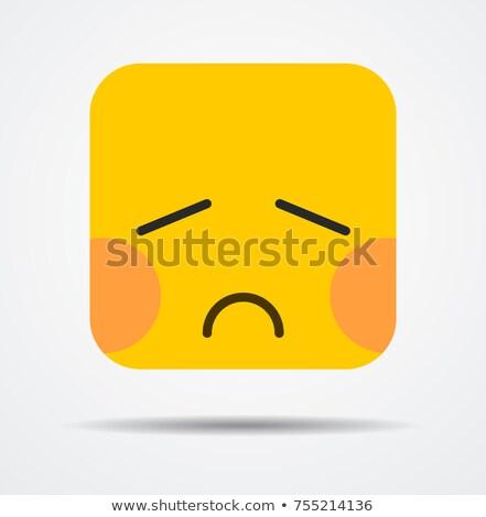 Stockfoto: Deppresive Man